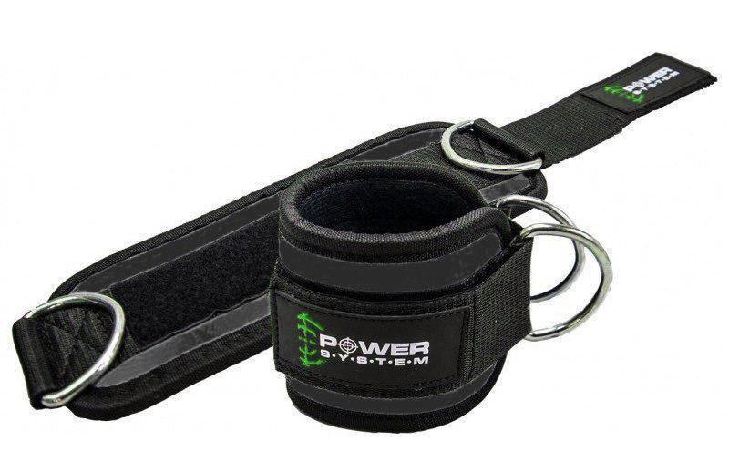Манжеты на лодыжку Power System Ankle Strap Gym Guy PS-3460 Green