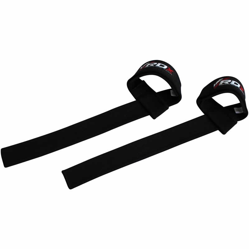 Лямки для тяги RDX Black