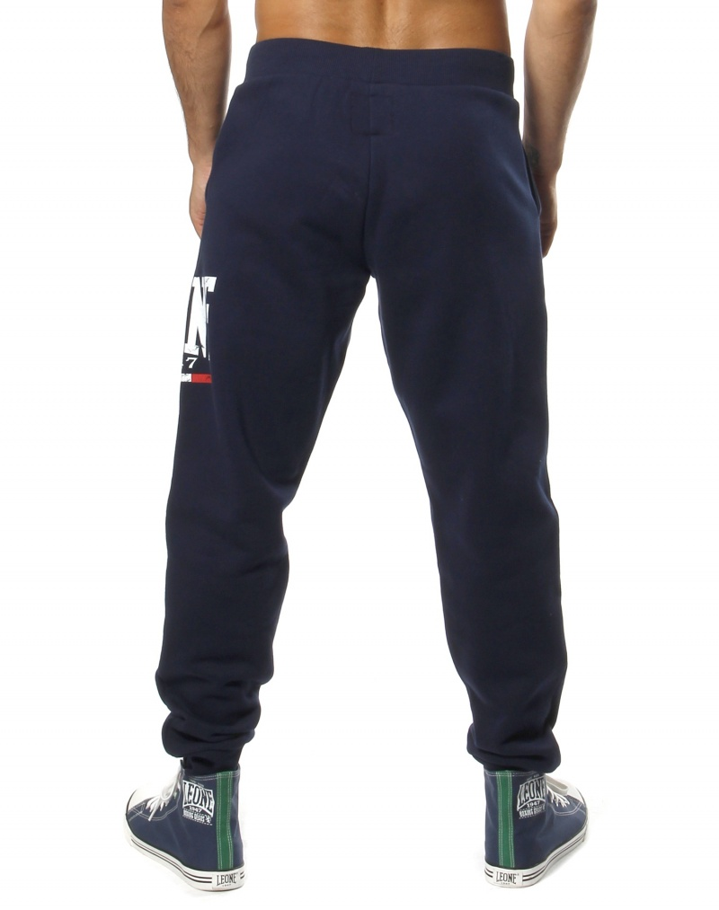Спортивные штаны Leone Fleece Blue S