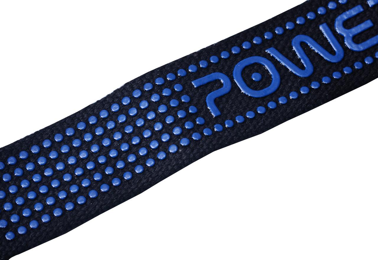 Лямки для тяги PowerPlay 7064 черно-синие