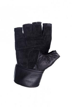 Перчатки для фитнеса PowerPlay 2042 черные S