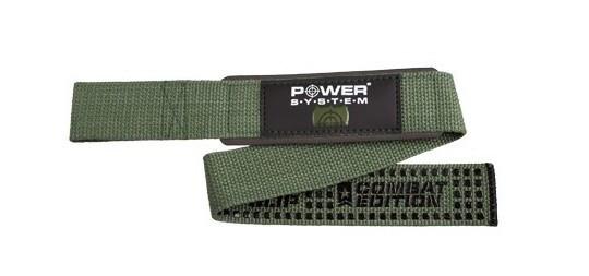 Лямки для тяги Power System X-Combat PS-3440 Green