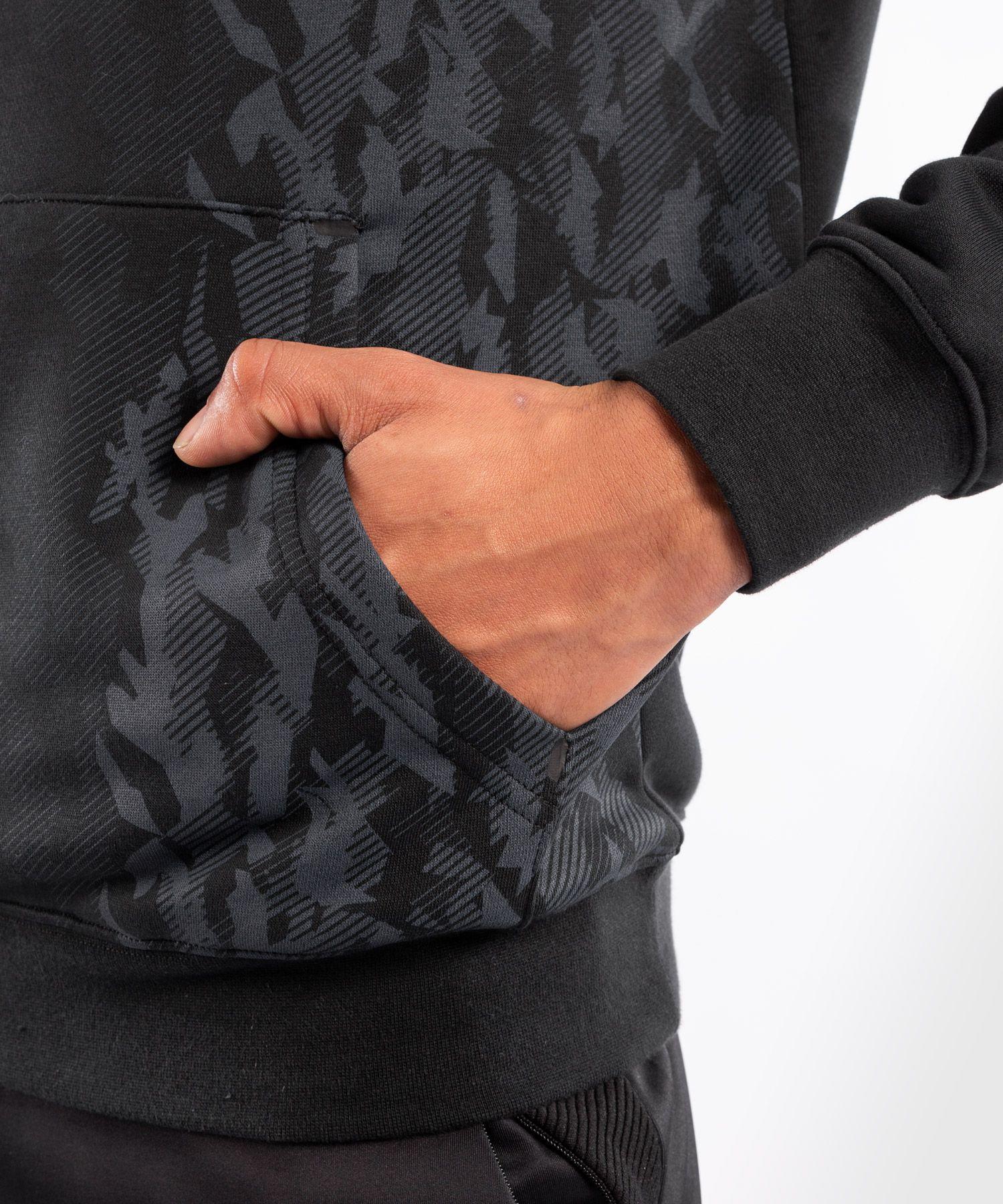 Толстовка-пуловер Venum Official UFC Fight Week Black XS