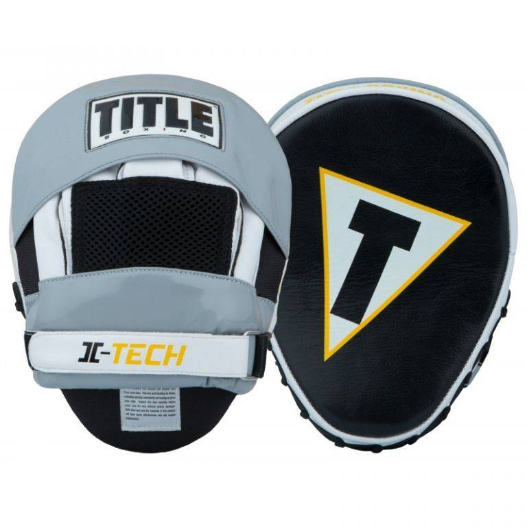 Лапы TITLE Icon I-tech Punch Mitts