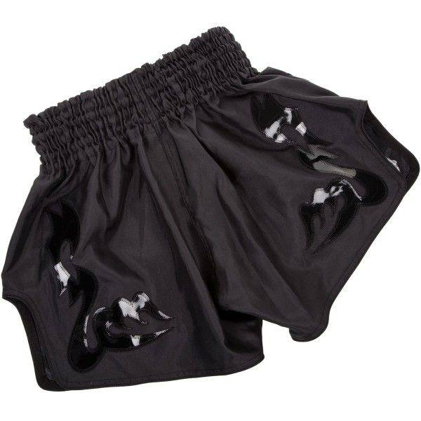 Муай тай шорты Venum Bangkok Inferno Muay Thai Shorts Black-S
