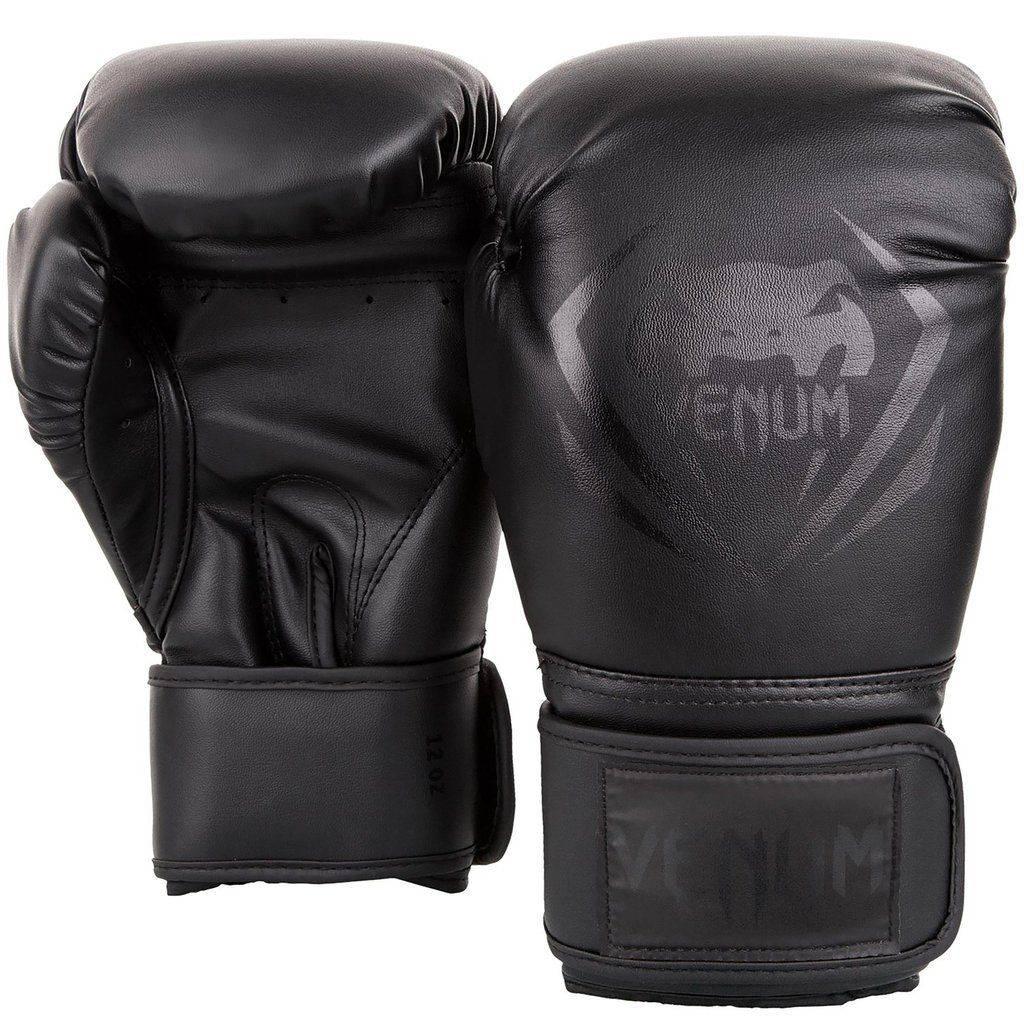 Перчатки для бокса Venum Contender Boxing Gloves Black-10