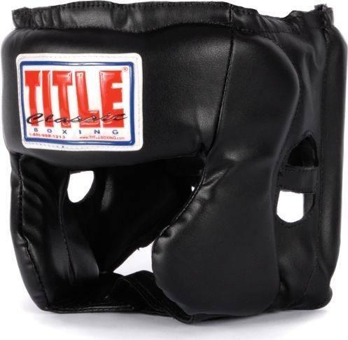 Боксерский шлем TITLE Classic Hi-Performance Headgear