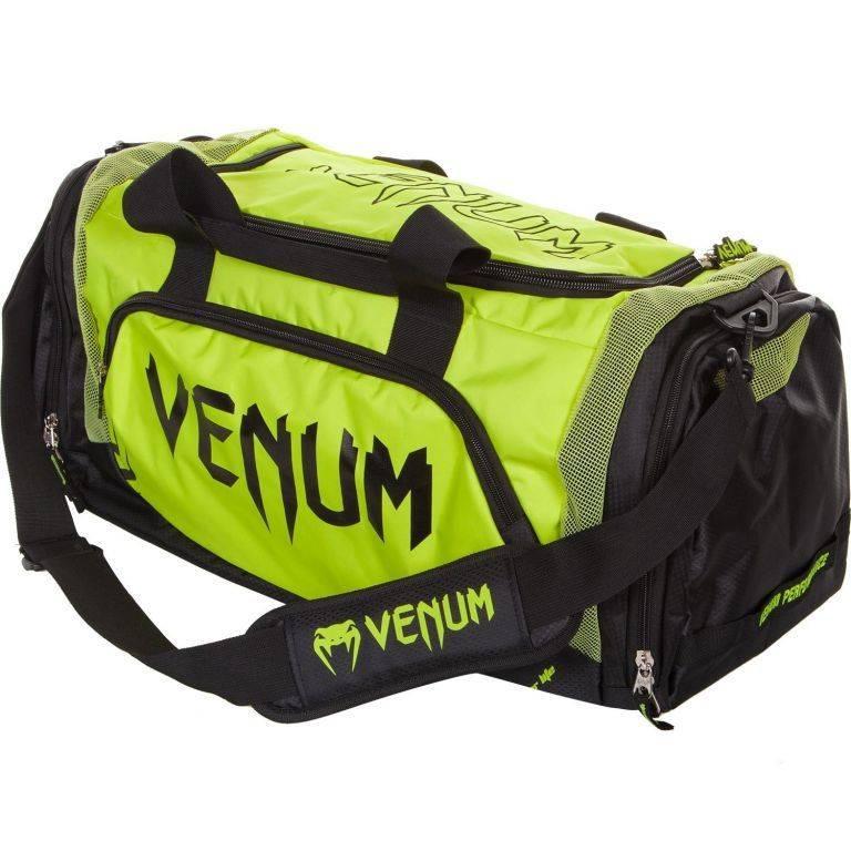 Сумка Venum Trainer Lite Sport Bag Yellow