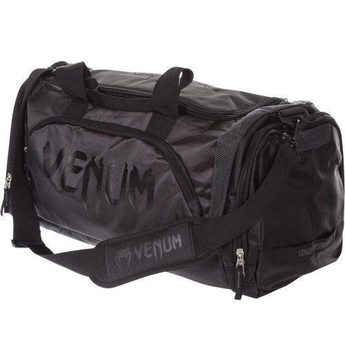 Сумка спортивная Venum Trainer Lite Sport Bag Black