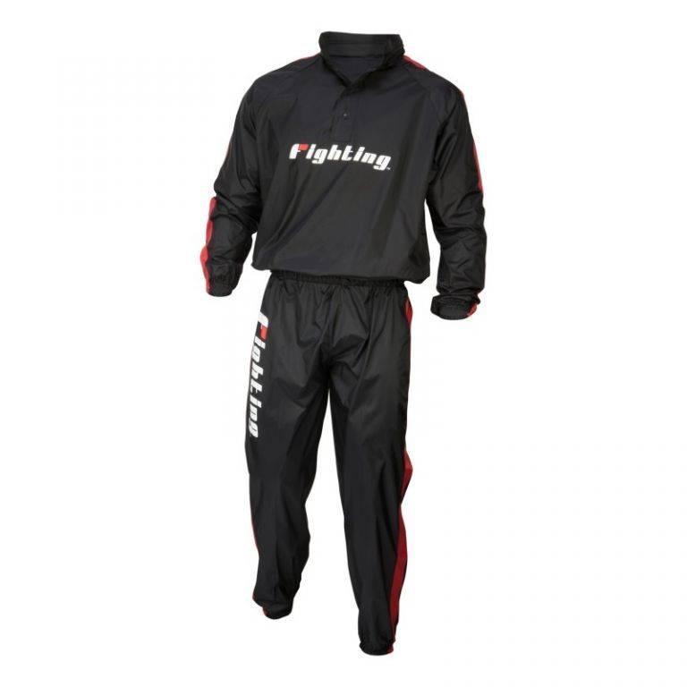 Сгоночный костюм Fighting Sports Renew Hooded Sauna Suit