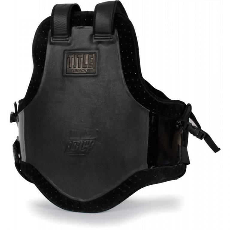 Защита корпуса TITLE Black Pro Body Protector