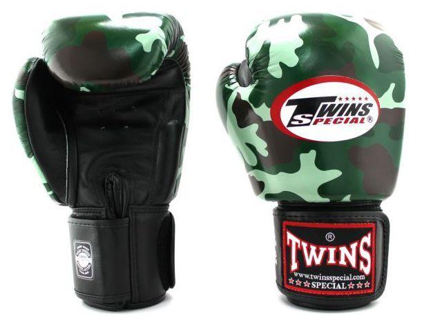 Перчатки боксерские Twins Special FBGV-JG-10