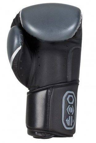 Боксерские перчатки Bad Boy Pro Series 3.0 Grey