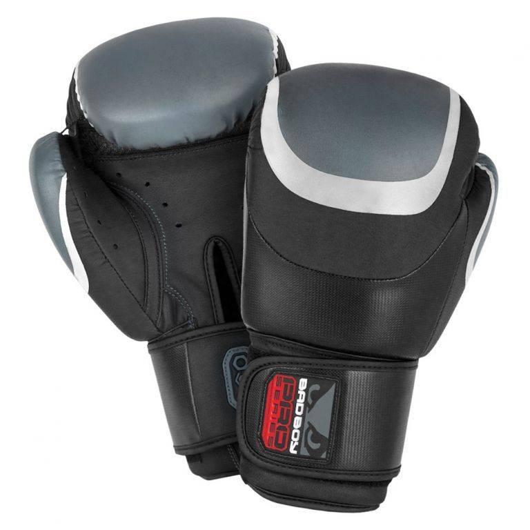 Перчатки для бокса Bad Boy Pro Series 3.0 Thai Gloves Grey