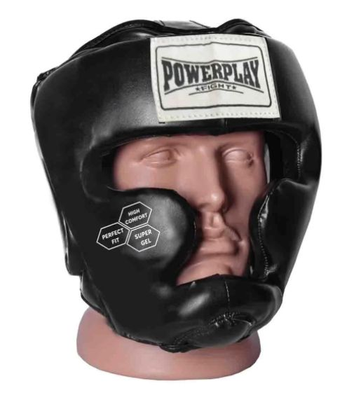 Боксерский шлем PowerPlay 3043-XS