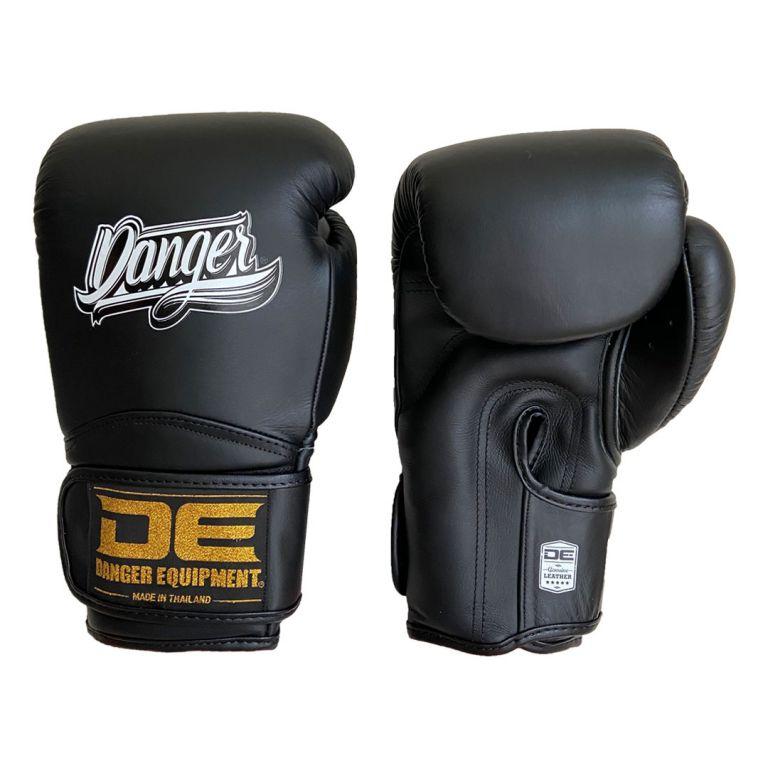 Боксерские перчатки Danger Rocket 5.0 14 унций