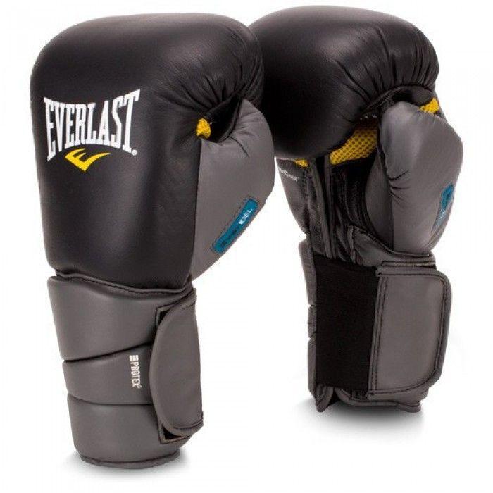 Перчатки Everlast Protex3 Evergel Hook & Loop Boxing Gloves