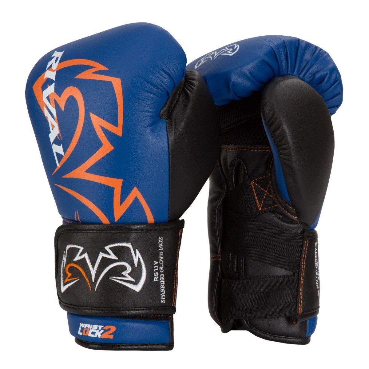 Перчатки для бокса Rival RS11V Evolution Sparring Gloves-14