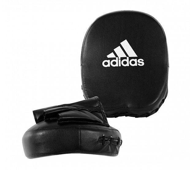 Лапы для бокса Adidas Short Focus Mitt-15 x 18