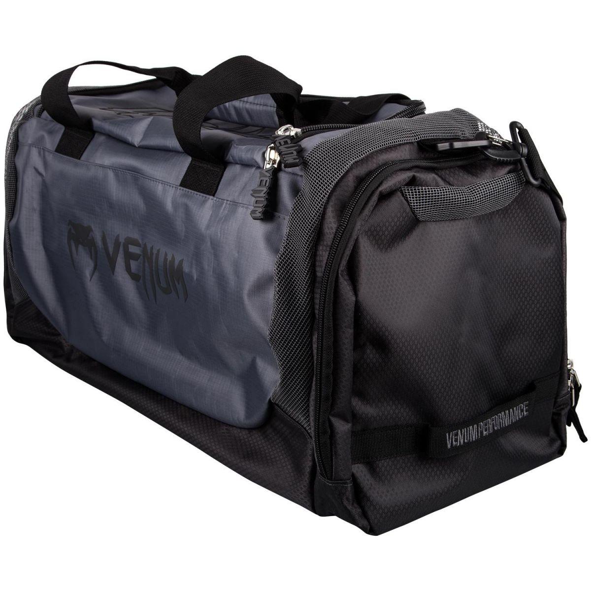 Боксерская сумка Venum Trainer Lite Sport Bag Blue