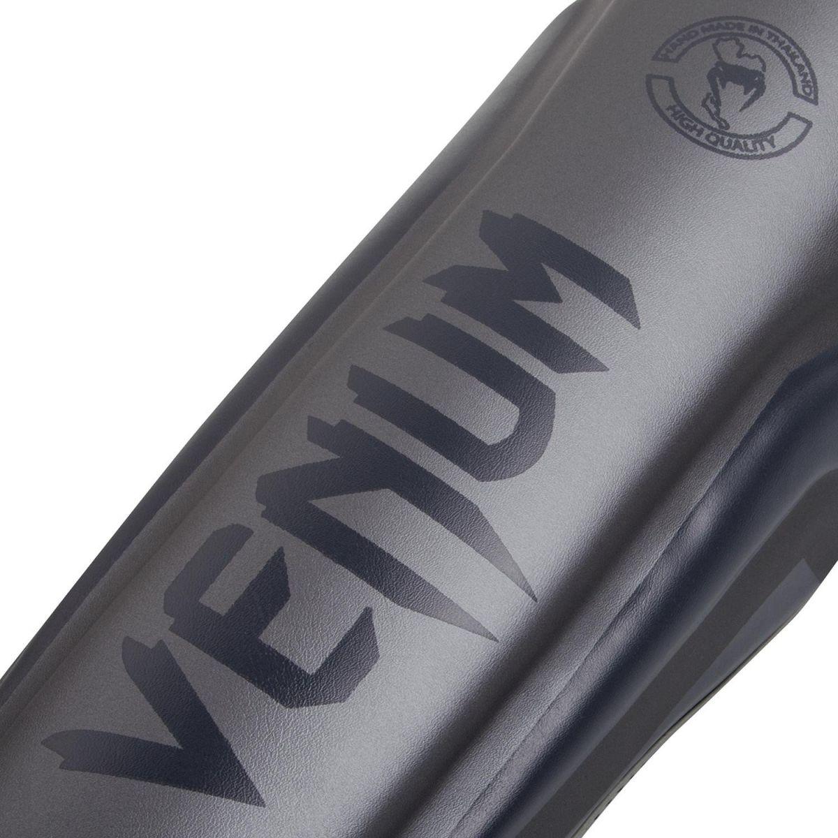 Защита ног Venum Predator Standup Shinguards Grey-M