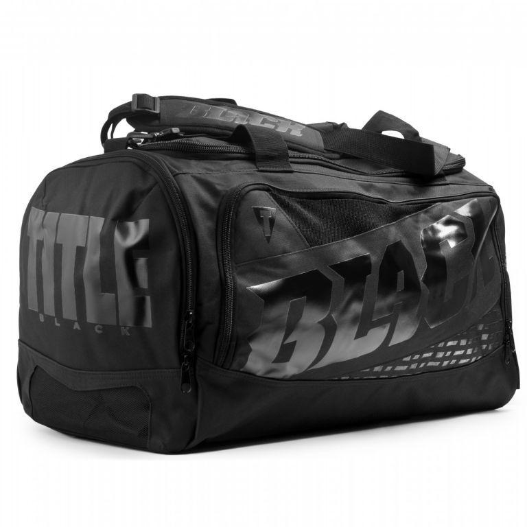 Боксерская сумка TITLE BLACK Beast Super Sport Bag