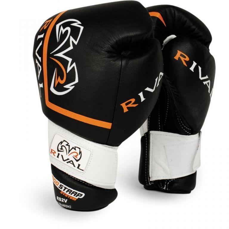 Перчатки Rival RS2V High Performance Hook & Loop Sparring Gloves-14