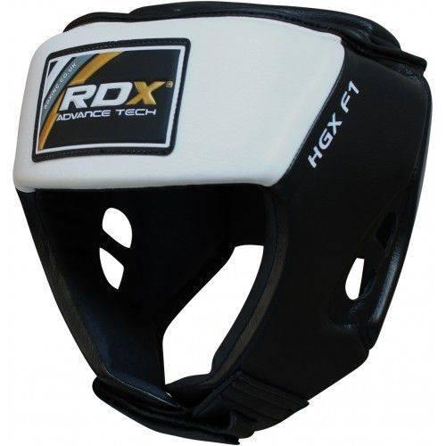 Шлем для бокса RDX White New