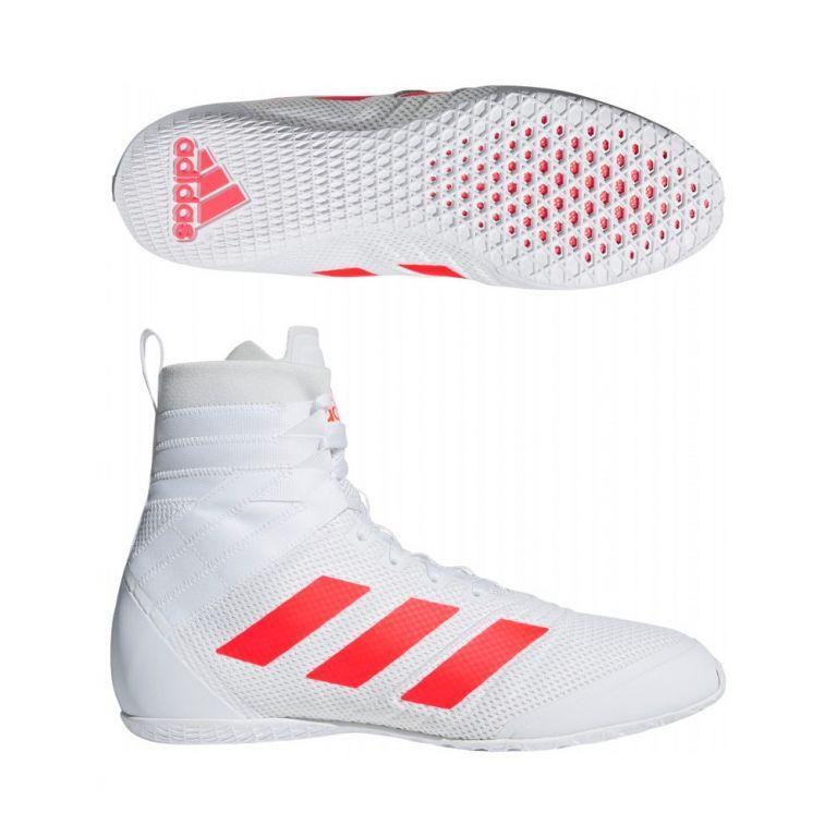 Боксерки Adidas Speedex 18 белые-39
