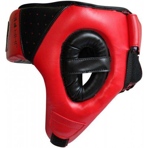 Боксерский шлем детский RDX Red-S