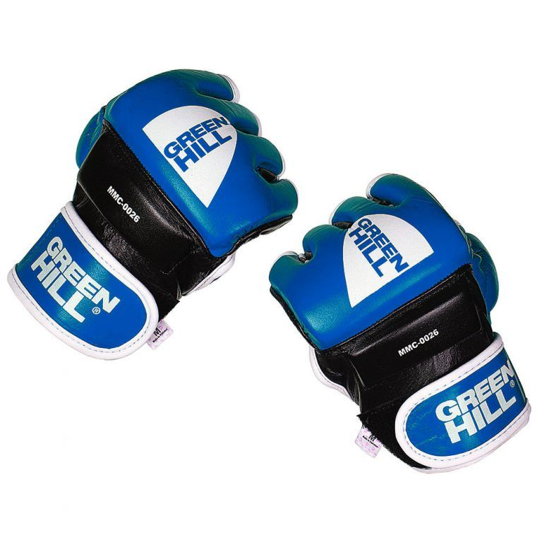 Перчатки для боевого самбо Green Hill FIAS