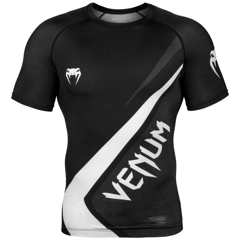 Рашгард Venum Contender 4.0 Rashguard Short Sleeves-S