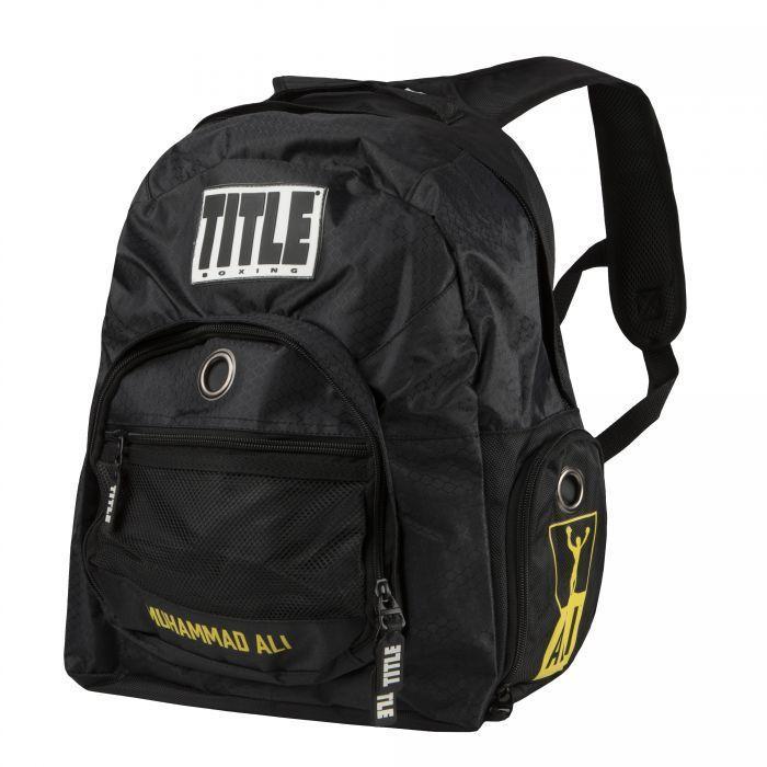 Рюкзак TITLE Ali Super Boxing Backpack