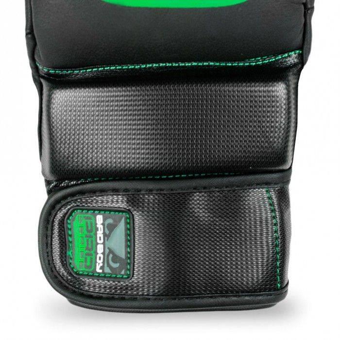 Перчатки для MMA Bad Boy Pro Series 3.0 Gel Green