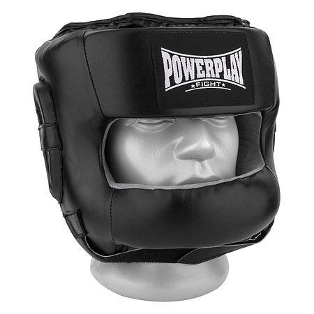 Бампер с защитой носа PowerPlay 3067 PU Amara-S