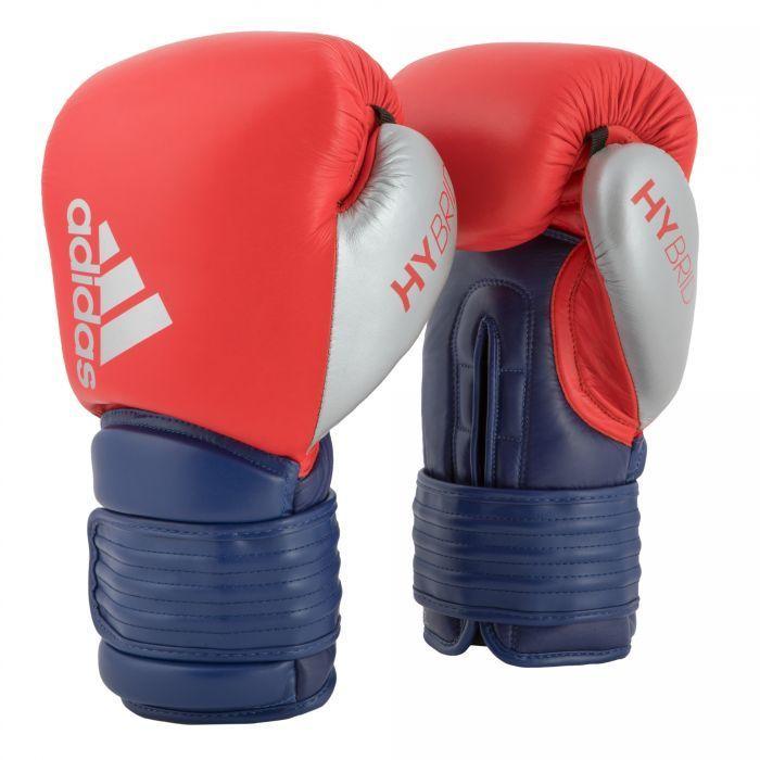 Боксерские перчатки Adidas Hybrid 300 Red/Blue