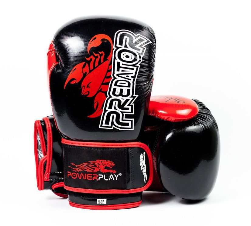Боксерские перчатки PowerPlay 3007-10