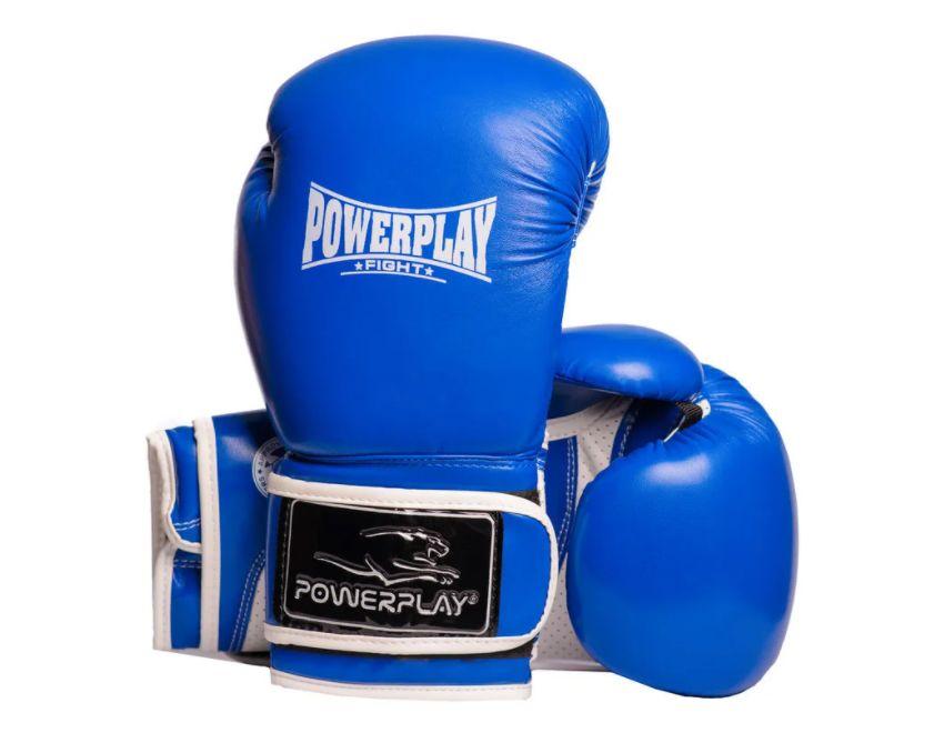 Перчатки для бокса PowerPlay 3019-8