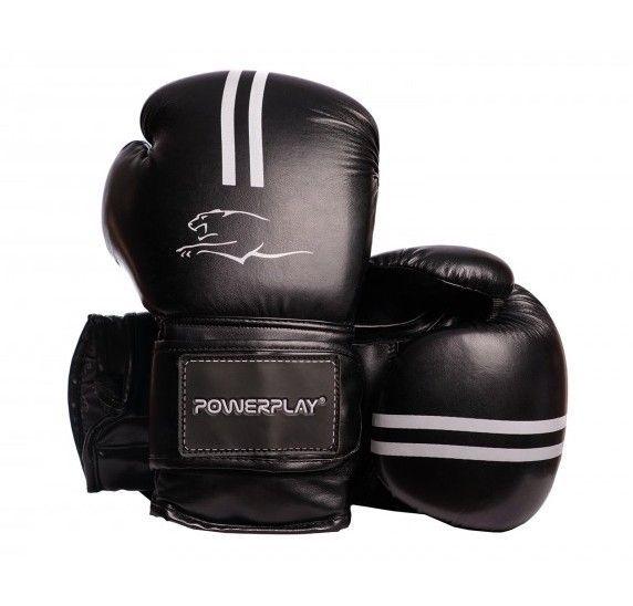 Боксерские перчатки PowerPlay 3016-8