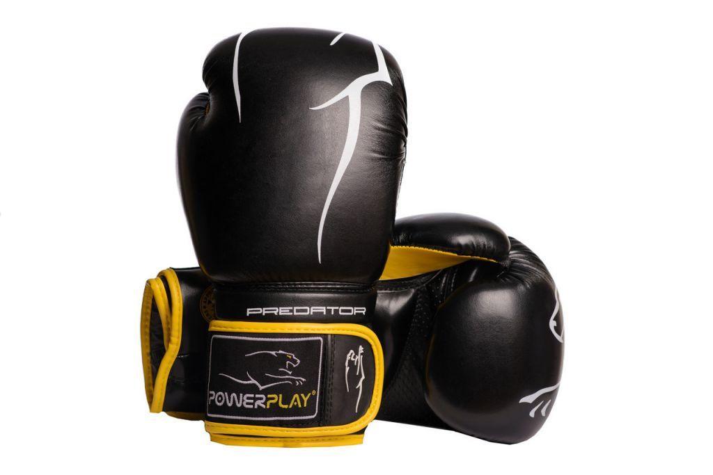 Перчатки для бокса PowerPlay 3018-8