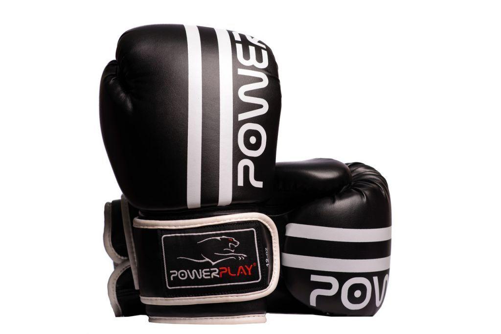 Боксерские перчатки PowerPlay 3010-8