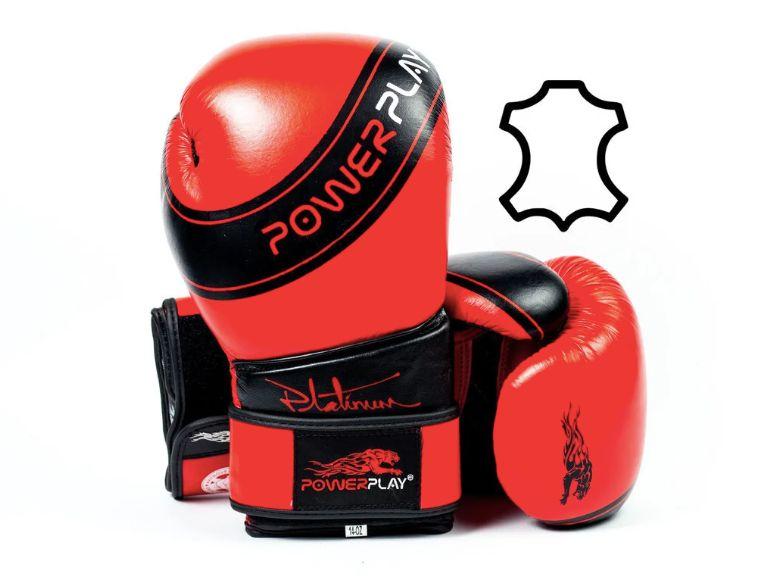 Боксерские перчатки PowerPlay 3023-10