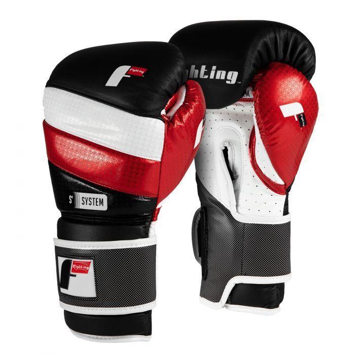 Перчатки для бокса Fighting Sports S2 Gel Fear Training Gloves-12