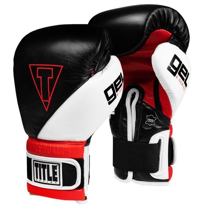 Перчатки TITLE GEL E-Series Training/Sparring Gloves-12