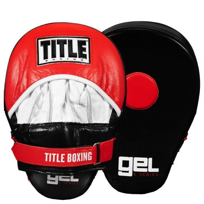 Лапы TITLE GEL E-Series Punch Mitts-24 х 18