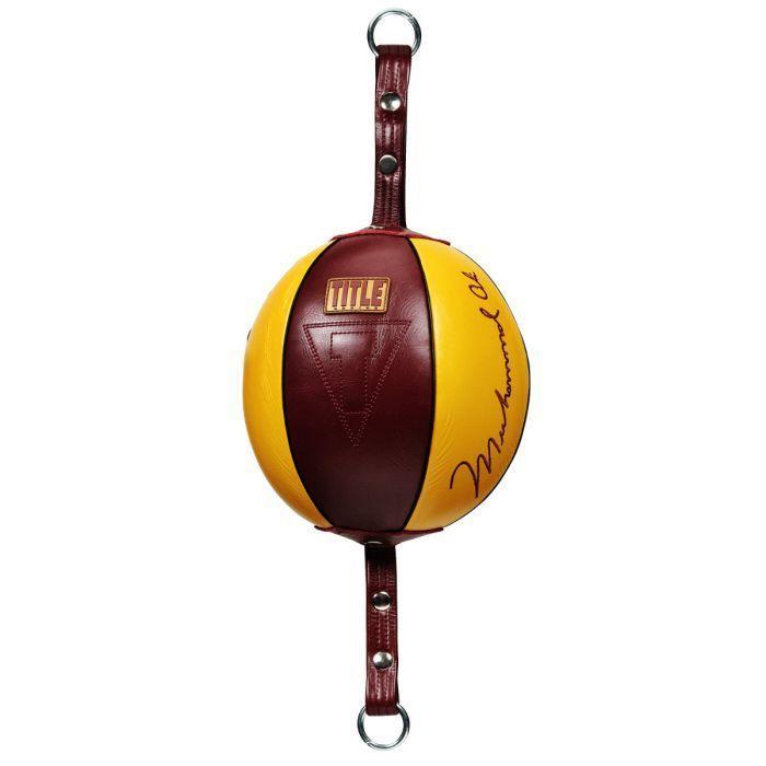 Груша пневматическая TITLE ALI Limited Double End Bag-25 см