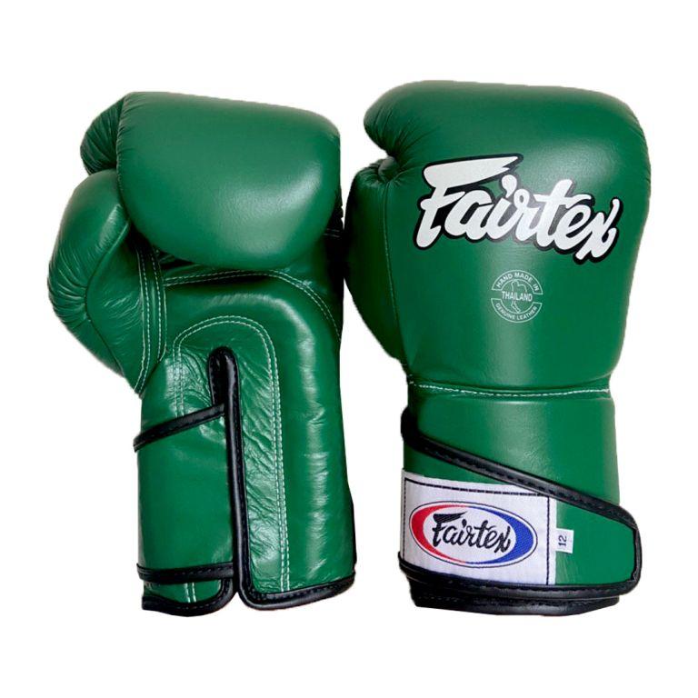 Перчатки Fairtex BGV6 Stylish Angular Spar Green-12