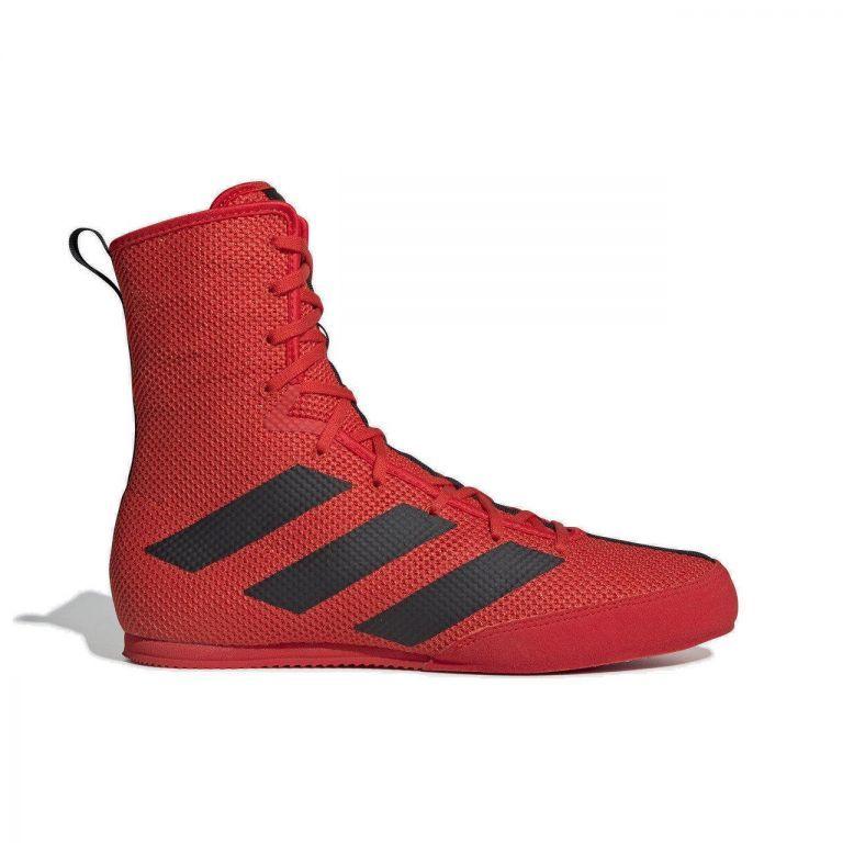 Боксерки Adidas Box Hog 3 Red-35