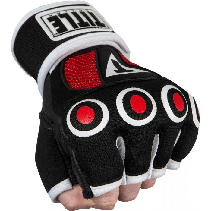 Быстрые бинты TITLE GEL Rage Fist Wrap Gloves-M