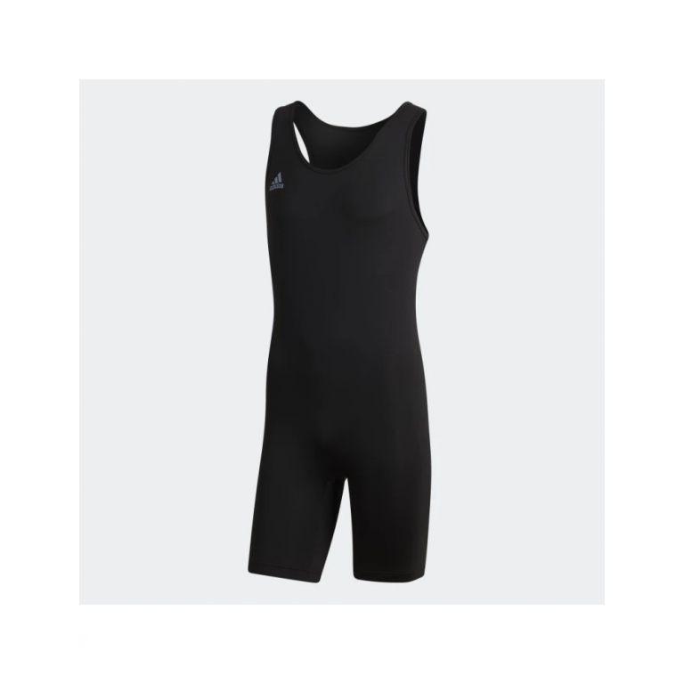 Трико для тяжелой атлетики Adidas PowerLift Suit CW5648-XS